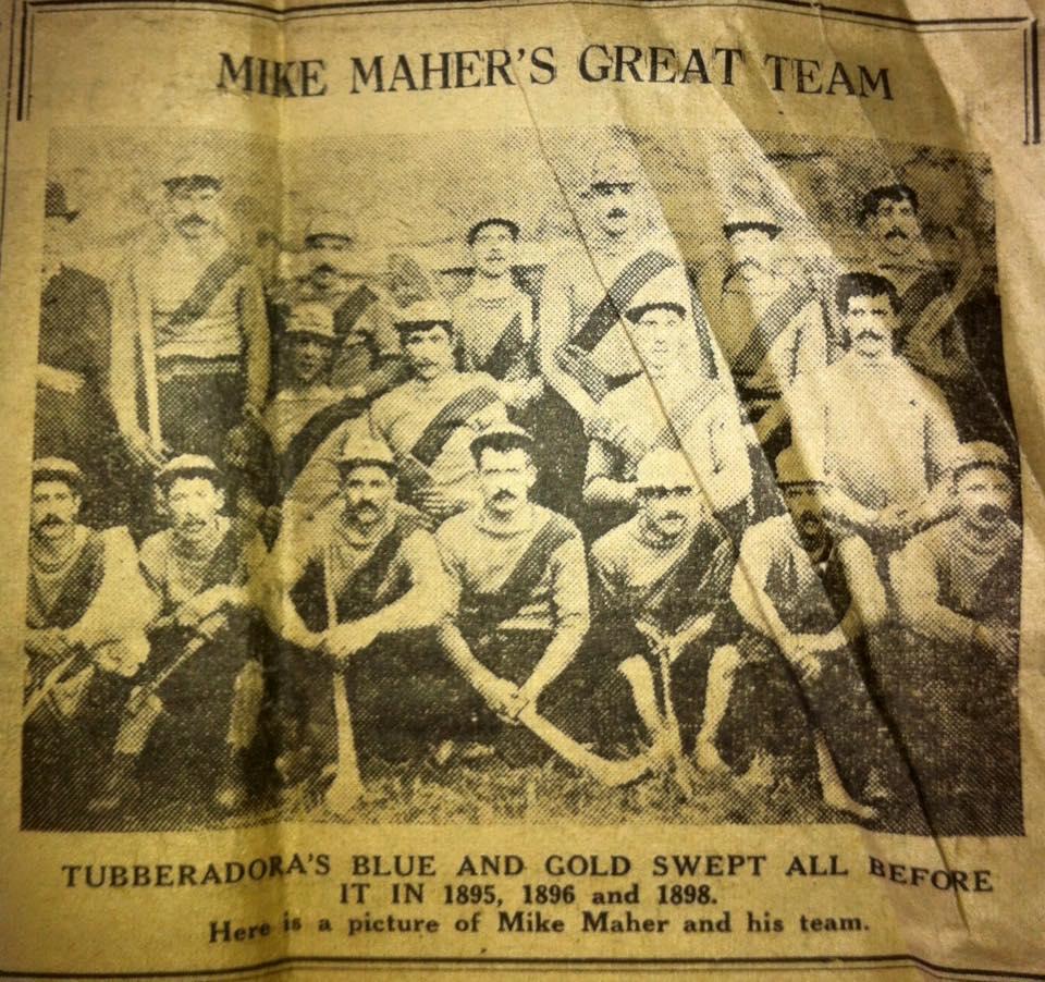 The Great Men of Tubberadora