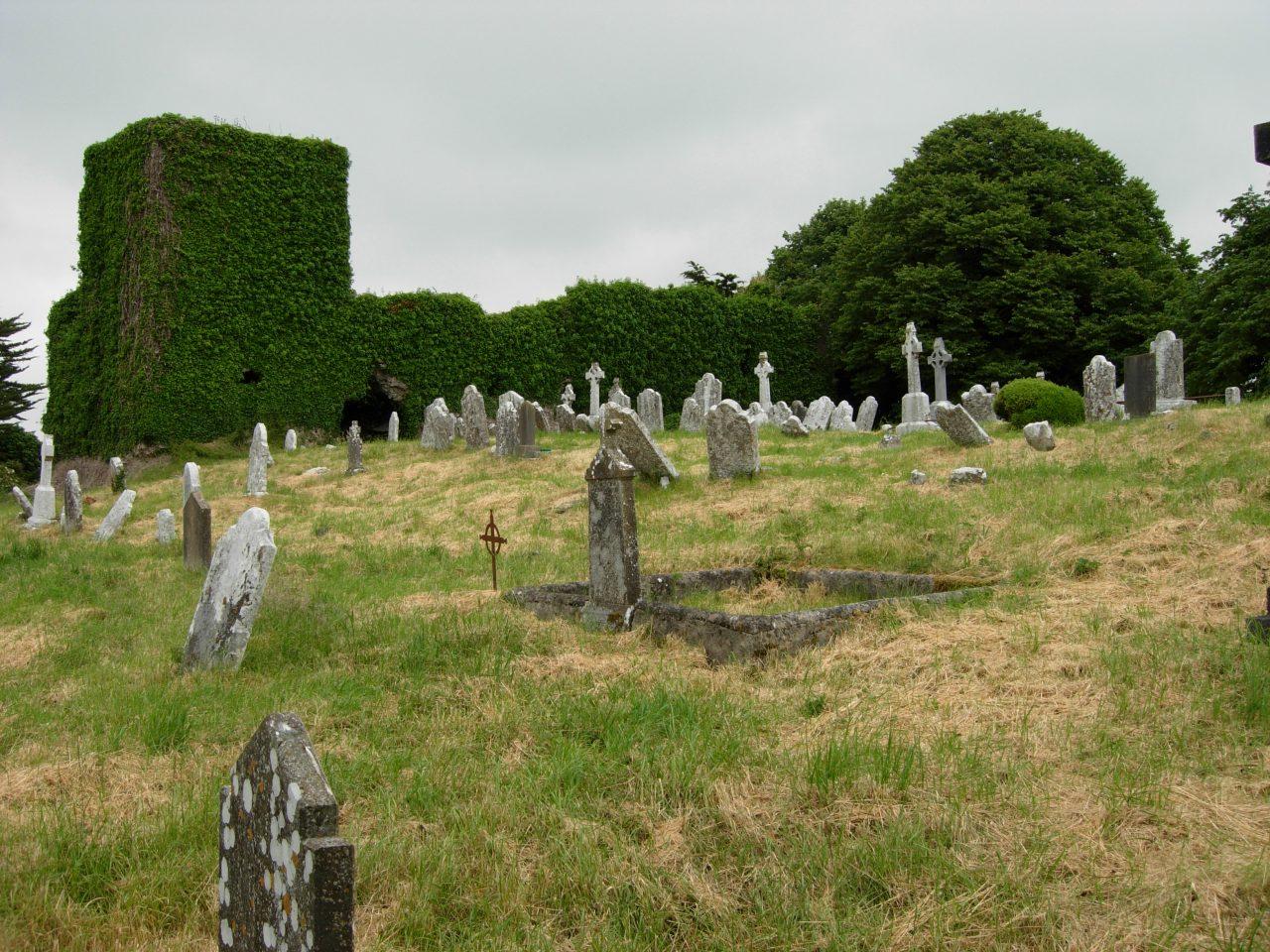 Ballysheehan Church and Graveyard.
