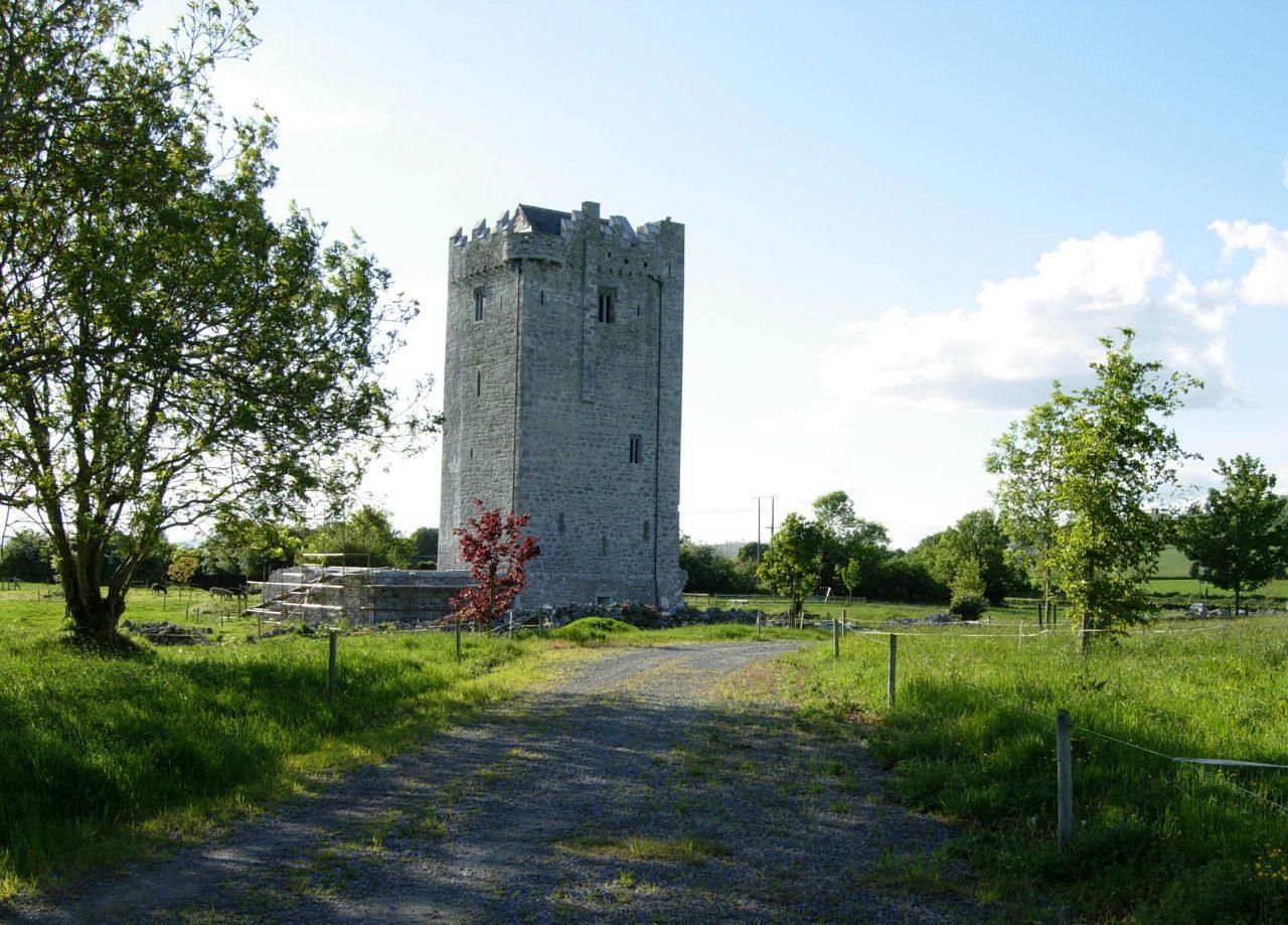 Ballytarsna Castle.