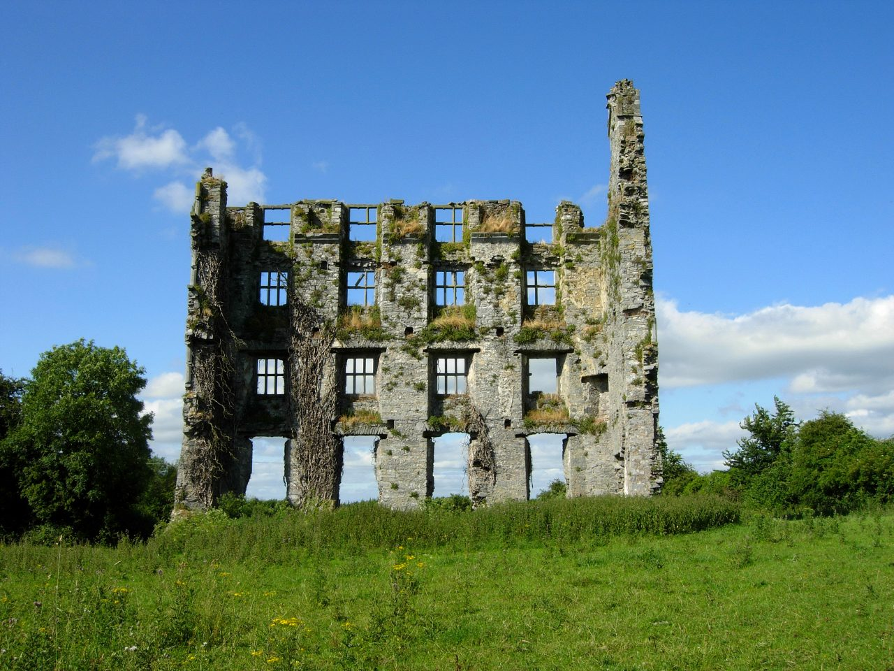 Ardmayle Manor House.