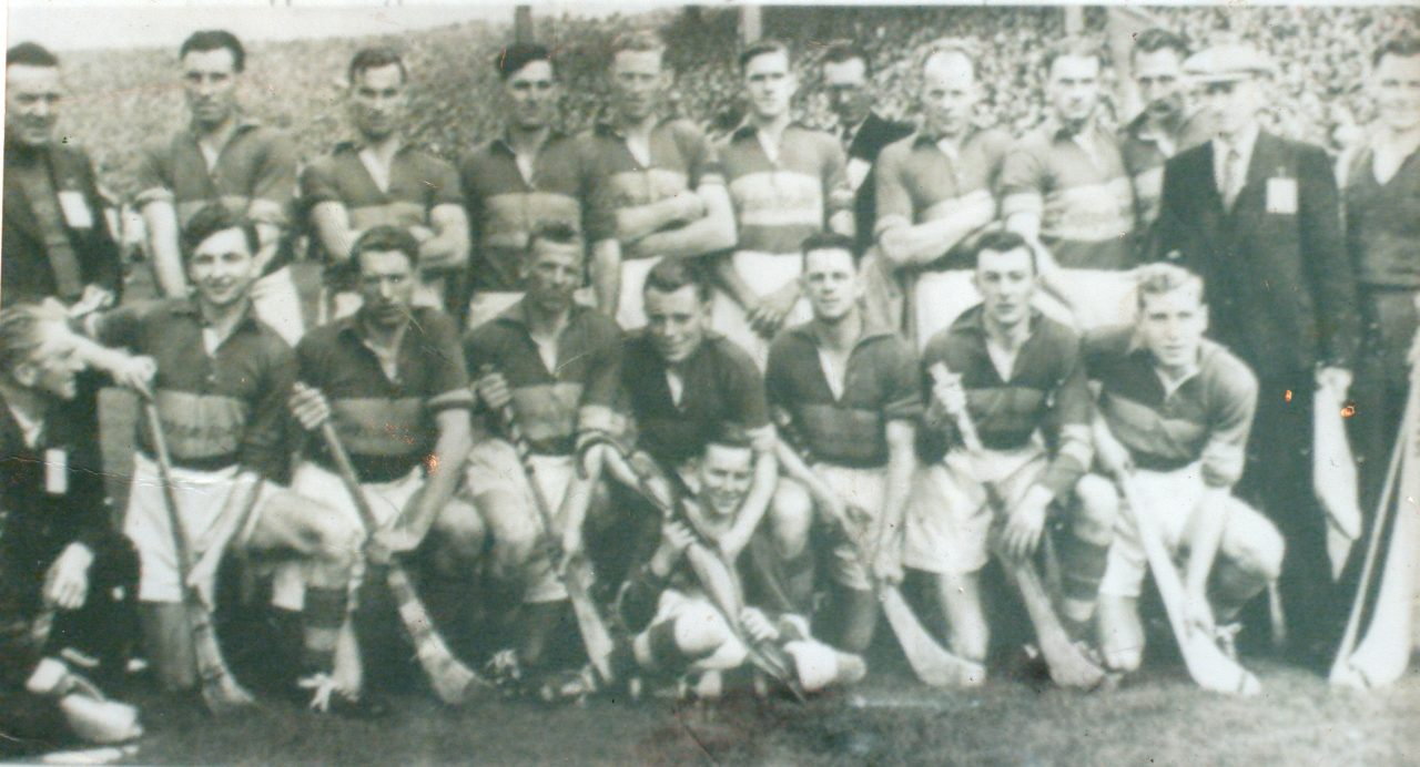 Tipperary: All-Ireland Senior Hurling Champions 1949.