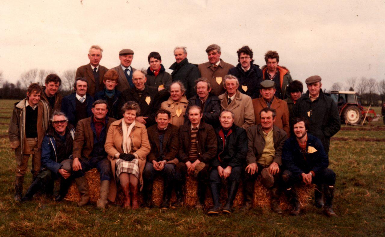 Dualla Ploughing Association 1992.