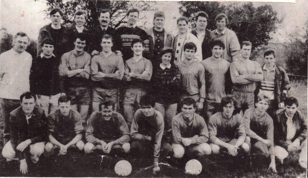 Dualla Football Club.