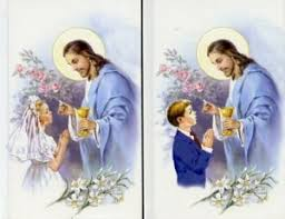 First Holy Communion Dates