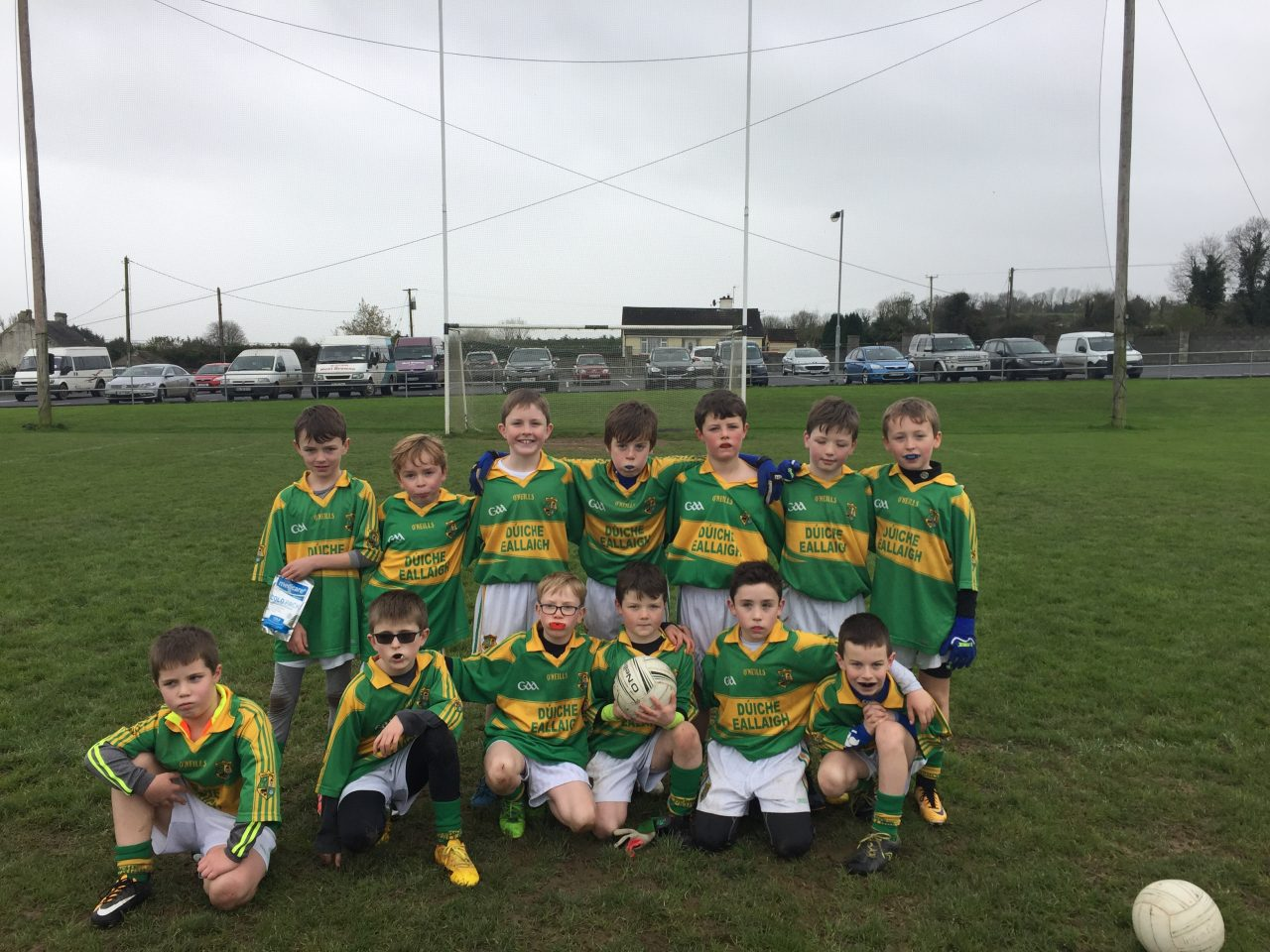 U11 County Football Finalists, 2017.
