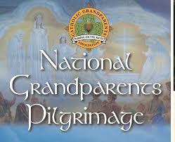 Grandparents Pilgrimage to Knock Shrine