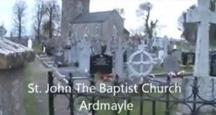 Cemetery Mass at Ardmayle