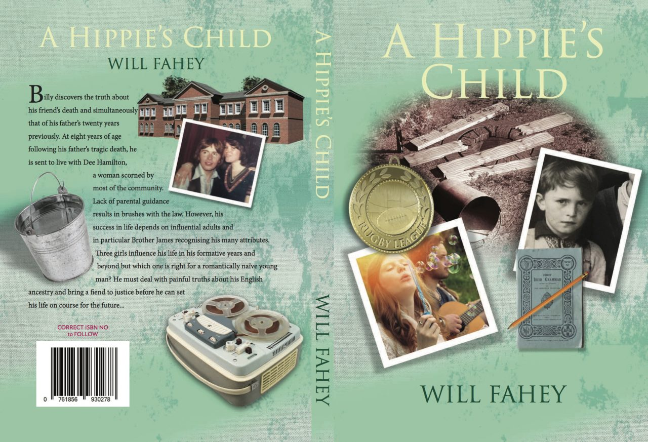 """A Hippie's Child"" by Willie Fahey."