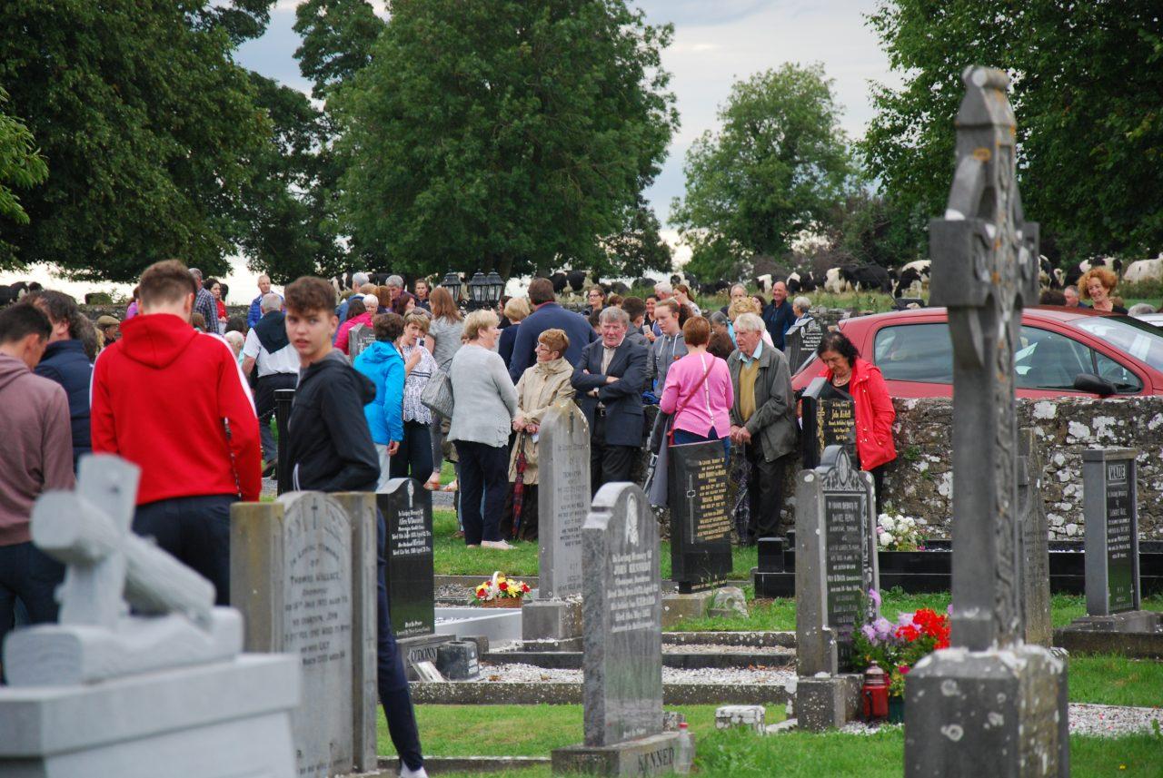 15th August 2018: Mass in Ardmayle.