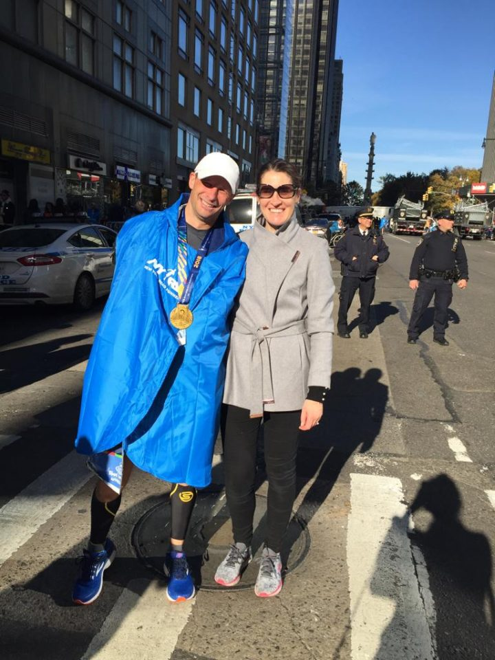 New York City Marathon: 4/11/2018.