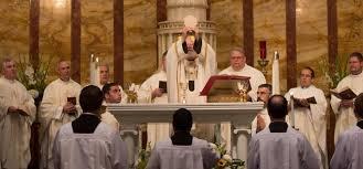 Assembly of Prayer, Mass and Healing.
