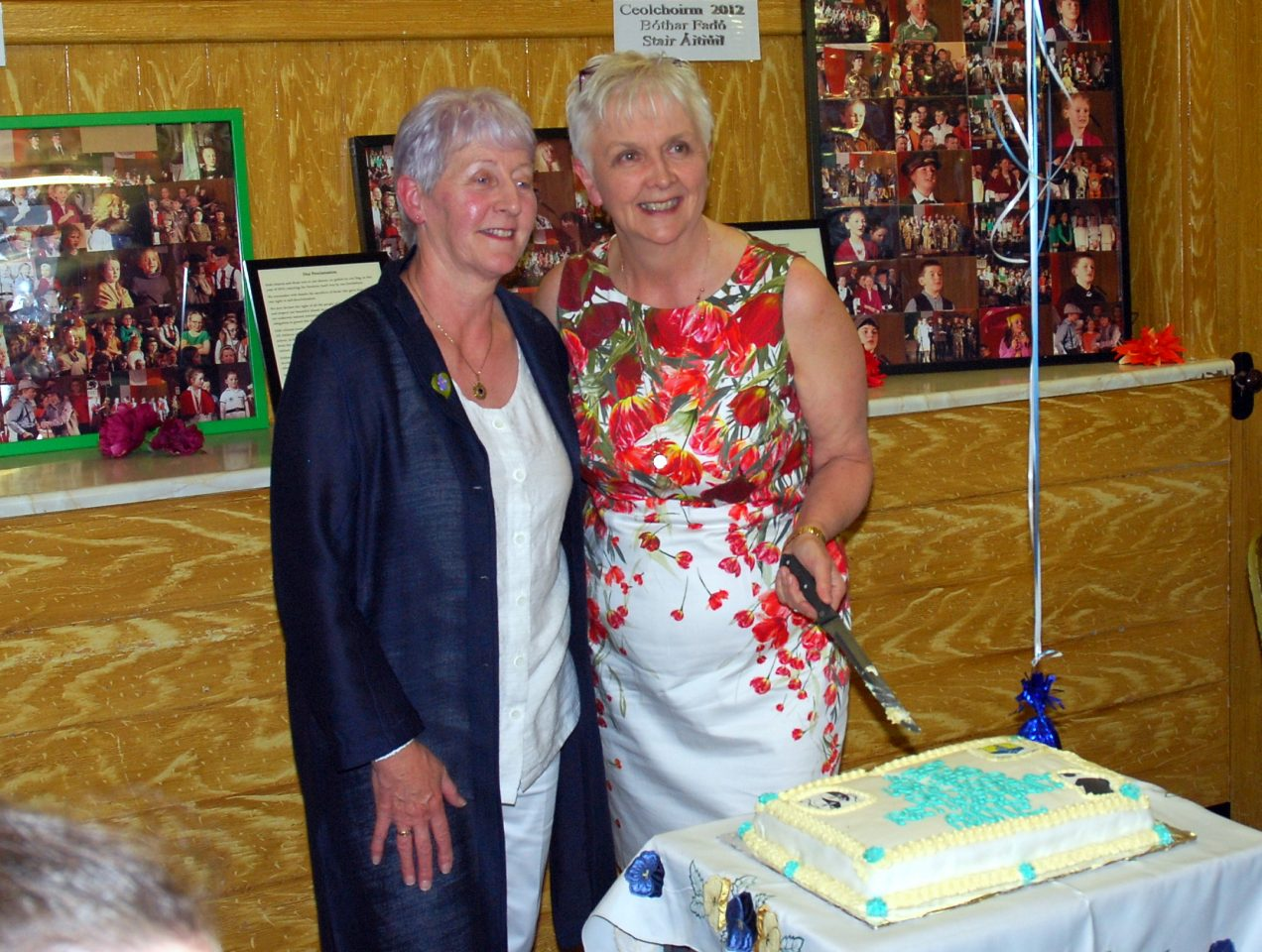 Retirement of Ms Anne O'Dwyer.