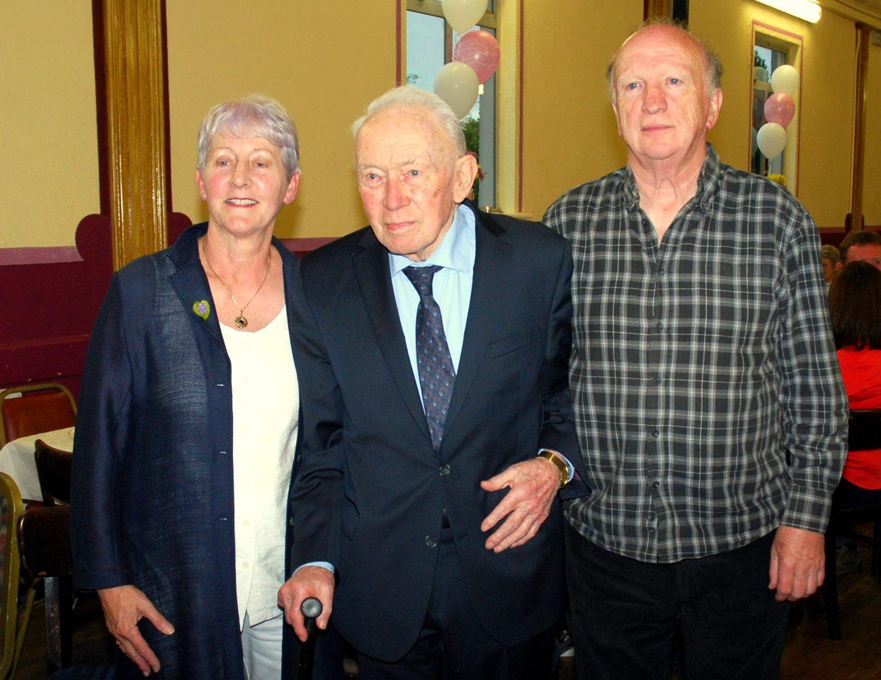Retirement of Ms Anne O'Dwyer.