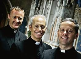 """An Evening with """"The Priests"""" Musical Trio."""