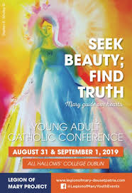 Annual Young Adult Catholic Conference.