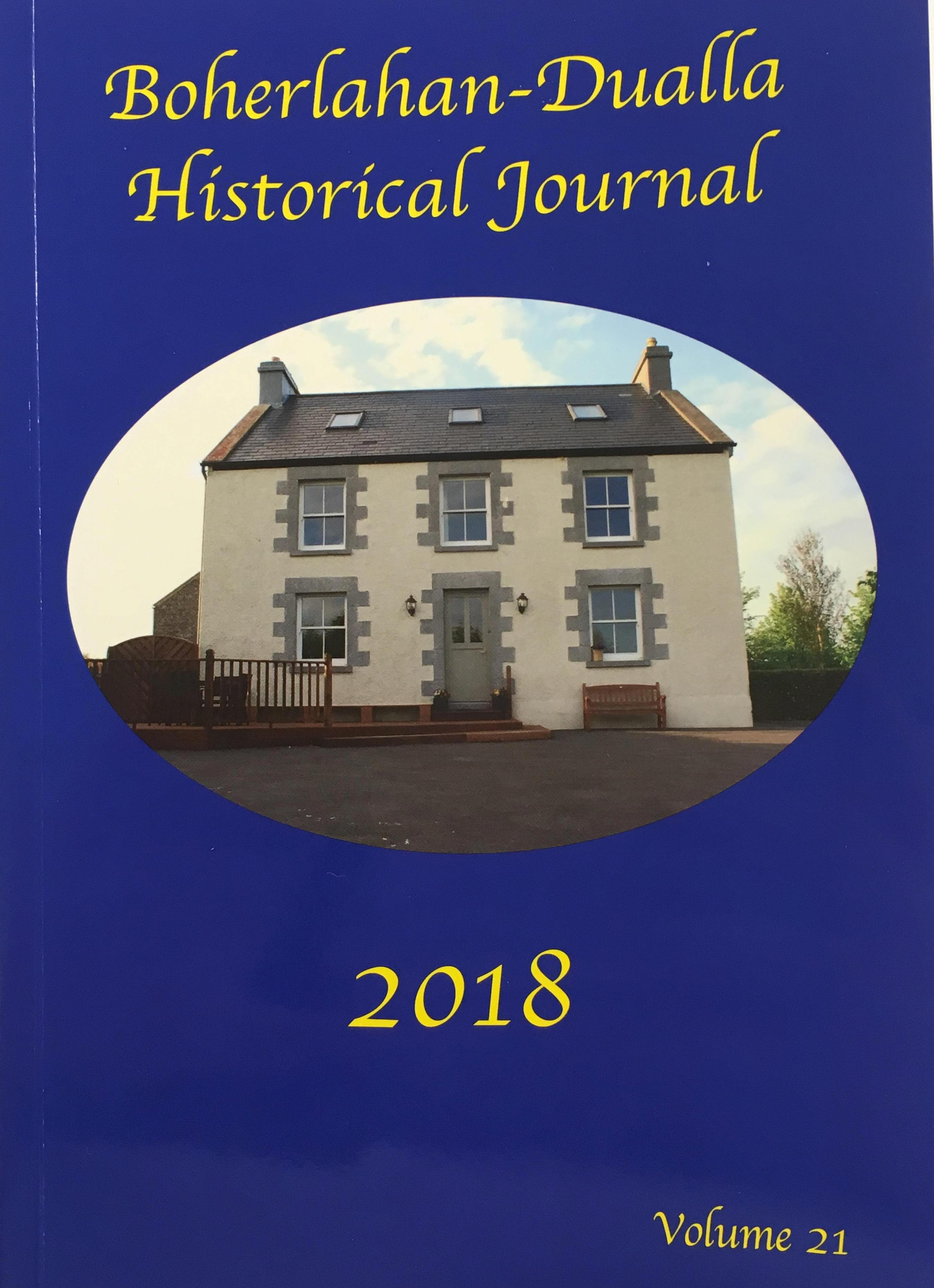 Launch of 2019 Historical Journal.