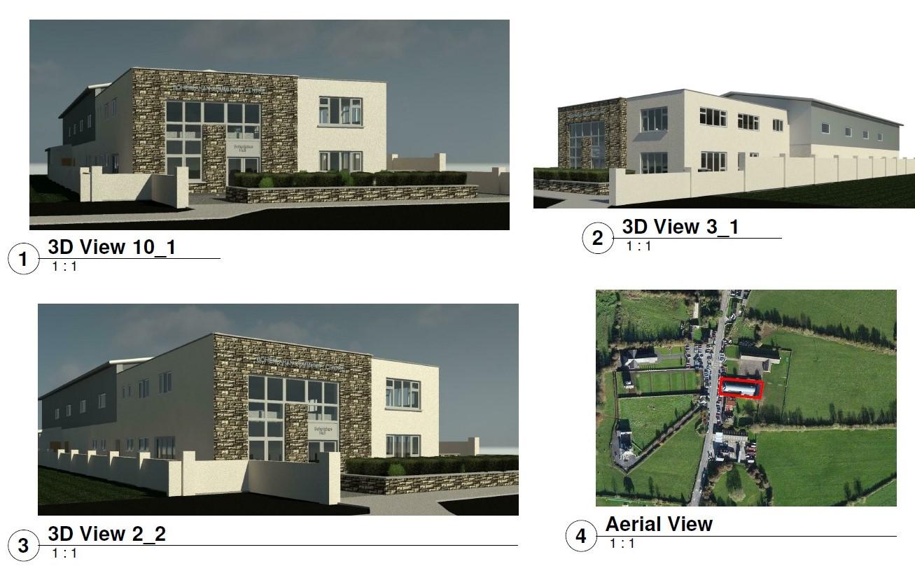 Parish Hall Redevelopment Plans 1